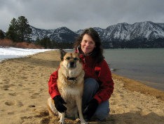 Tahoe Culture Becky and Shyra Bell