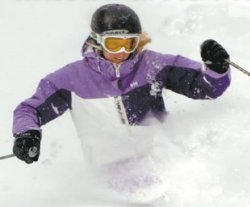 Tahoe Womens Services ski day