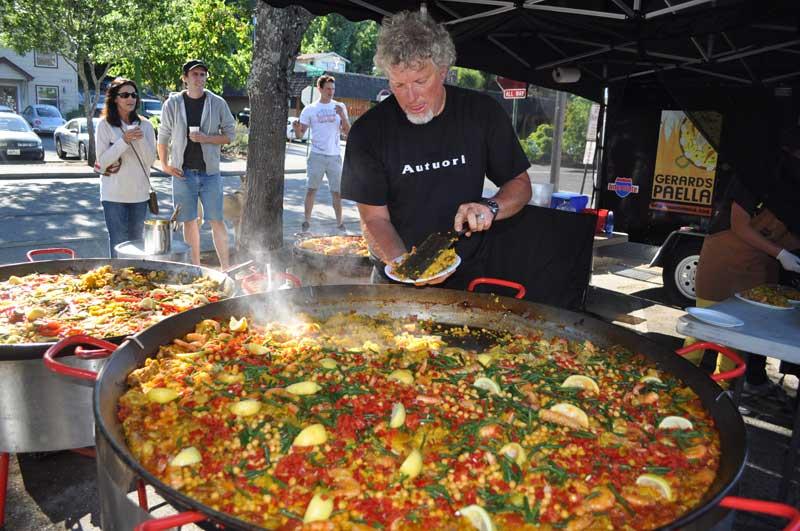 Paella Dinner by Deidre Ledford