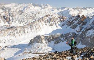 Jeremy Jones in the Sierras