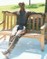 Mischell Riley park bronze