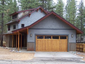 Green Tahoe LEED Gold Home by Bret Hackett
