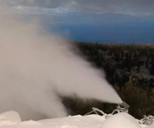 Heavenly Mountain Resort snowmaking