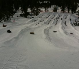 Heavenly Tubing Hill