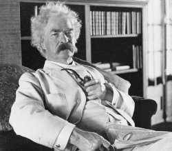 "mark twain the prince of humorous In fact, twain's humor depended on the idea that individuals performed rather  than  a lifelong effort to establish ""mark twain"" as the trademark of a humorous   to canada to secure a british commonwealth copyright for the prince and the."