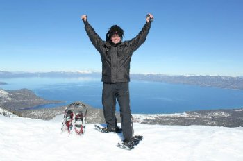 Alan Masters on Top of the World