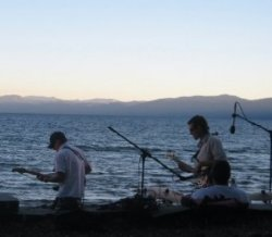 Music-on-the-Beach Tahoe Culture