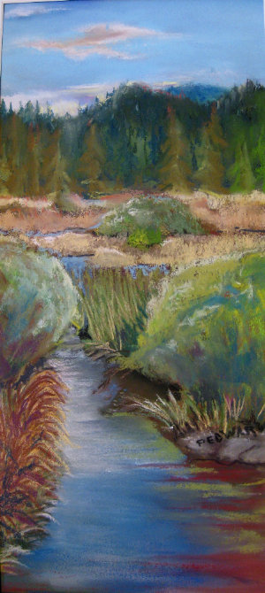 PatEdwards_HiddenTreasureatMartisValley_Pastel