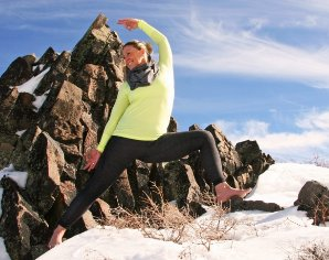 Shalah Morris Yoga for Skiers and Riders