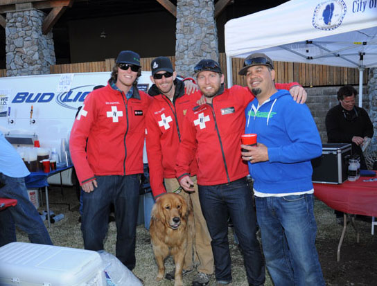Heavenly Ski Patrol Fundraiser