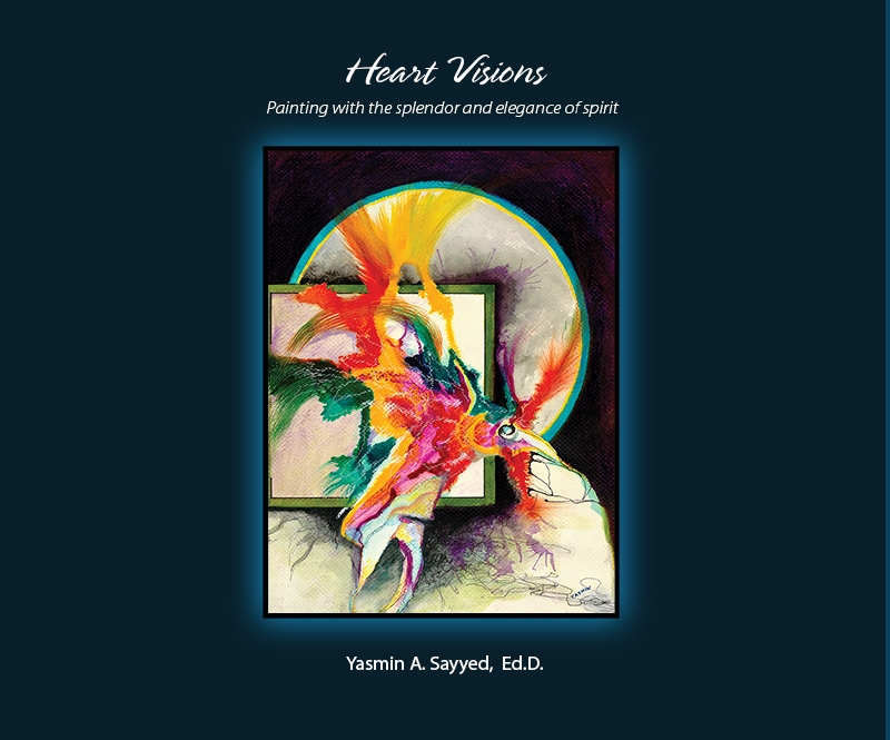 Heart Visions by Uasmin Sayyed
