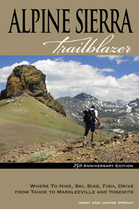Alpine Sierra Trailblazer book Tahoe Culture