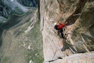 Todd Offenbacher big wall climbs