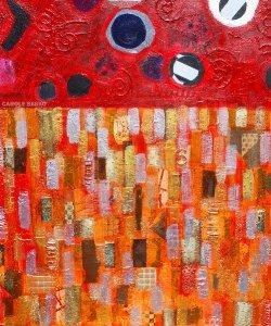 Carole Sesko Red Gold