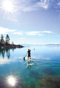 Adrfit Tahoe paddler