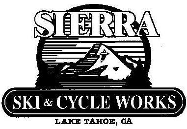 Sierra Ski and Cycle Works logo
