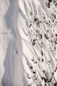 Court Leve Alaska ski shots
