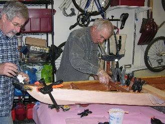 TMM Wooden Board class