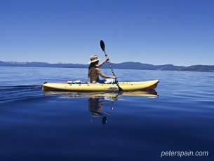 Tahoe-Keeper-kayaker-side-view-by-Peter-Spain
