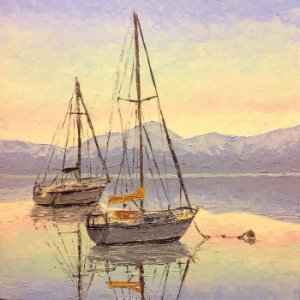 Plein Air Exhibit at North Tahoe Arts