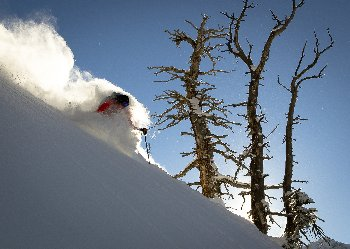 Noah Howell in Mineral Fork Wasatch UT