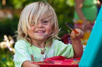 Tahoe Culture Kids Art Saturdays at NTA