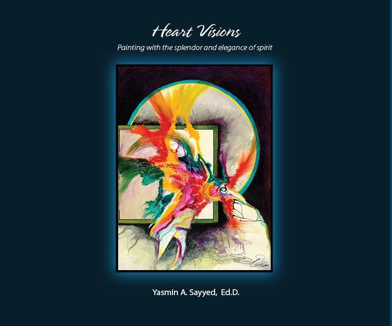 Heart Visions by Uasmin Sayyed