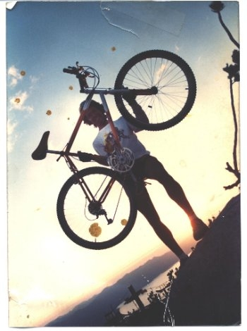 Gary Bell early mountain bikes of Lake Tahoe