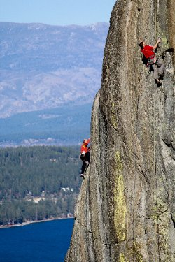 Climbers_Lake_Susan Johnson