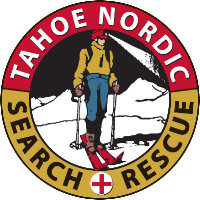 tahoe nordic search and rescue logo