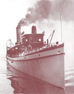 ss tahoe steamship