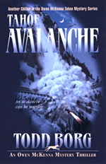 tahoe avalanche book cover