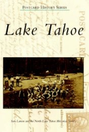 postcard of lake tahoe